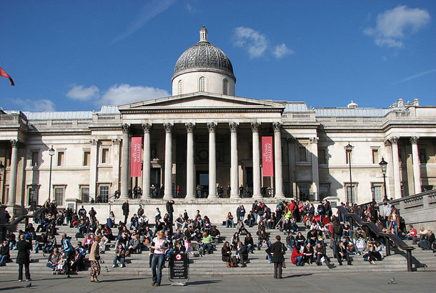 National Gallery Londen