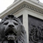 Leeuw Trafalgar Square