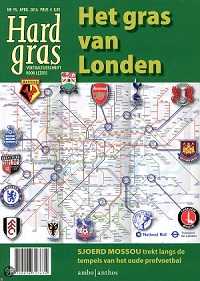 Voetbalclubs londen plattegrond