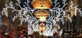 Kerstshoppen Londen (Regent Street)