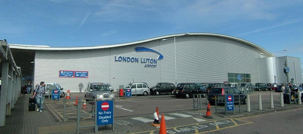 London Luton Airport Terminal